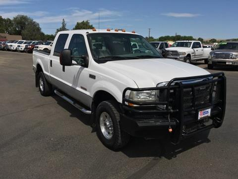2004 Ford F-250 Super Duty for sale in Weiser, ID