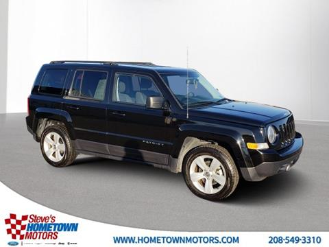 2017 Jeep Patriot for sale in Weiser, ID