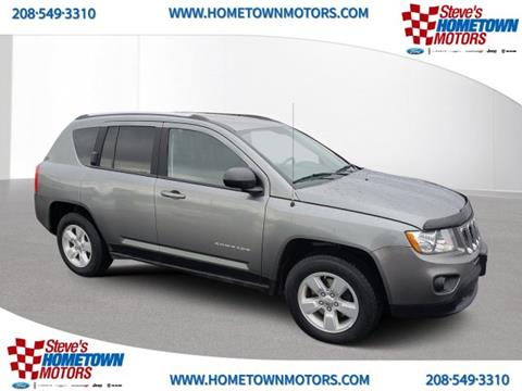 2013 Jeep Compass for sale in Weiser, ID