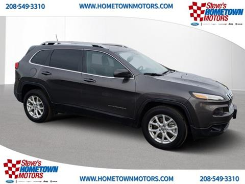 2018 Jeep Cherokee for sale in Weiser, ID