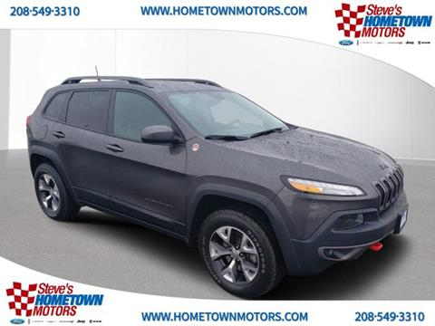 2017 Jeep Cherokee for sale in Weiser, ID