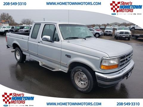 1996 Ford F-150 for sale in Weiser, ID