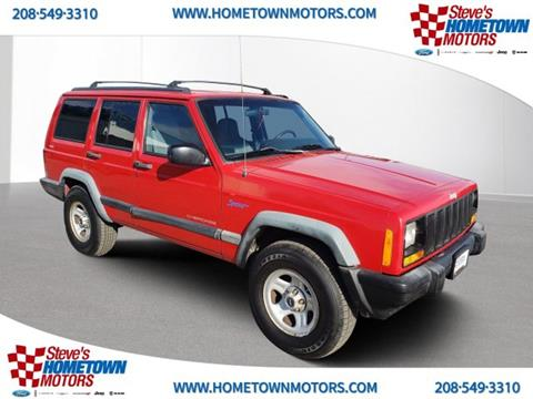 1997 Jeep Cherokee for sale in Weiser, ID