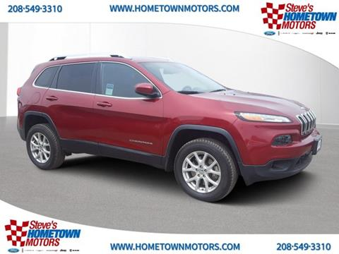 2016 Jeep Cherokee for sale in Weiser, ID