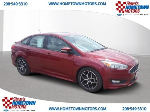 2015 Ford Focus for sale in Weiser, ID