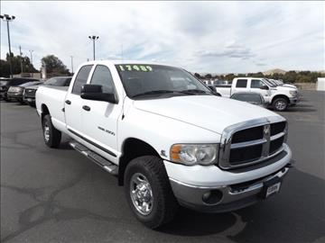 2005 Dodge Ram Pickup 2500 for sale in Weiser, ID