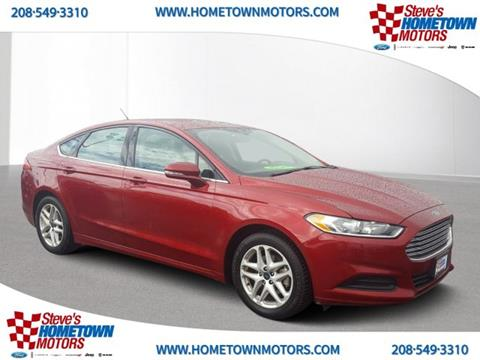 2014 Ford Fusion for sale in Weiser, ID