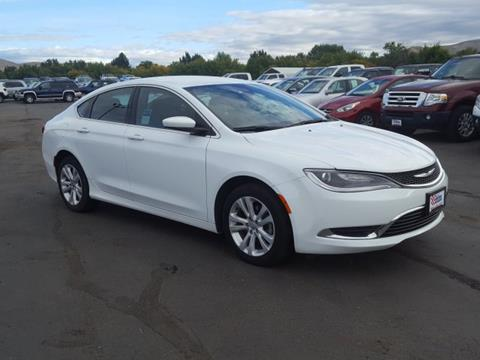 2016 Chrysler 200 for sale in Weiser, ID