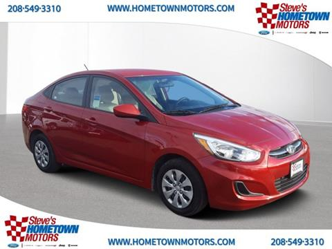 2017 Hyundai Accent for sale in Weiser, ID