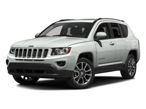 2016 Jeep Compass for sale in Weiser, ID