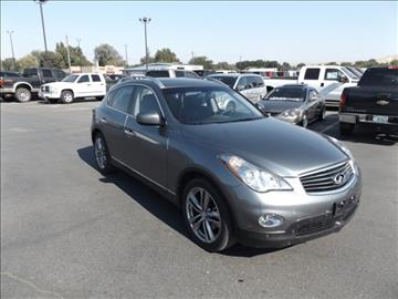 2013 Infiniti EX37 for sale in Weiser, ID