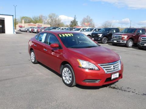 2015 Nissan Sentra for sale in Weiser, ID