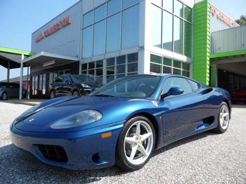 2001 Ferrari 360 Modena for sale in Montgomery, AL