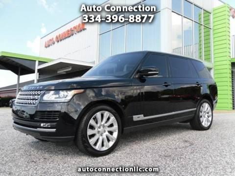 2015 Land Rover Range Rover for sale in Montgomery, AL