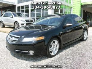 2008 Acura TL for sale at AUTO CONNECTION LLC in Montgomery AL