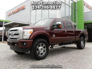 2015 Ford F-350 Super Duty for sale at AUTO CONNECTION LLC in Montgomery AL
