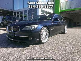 2010 BMW 7 Series for sale at AUTO CONNECTION LLC in Montgomery AL