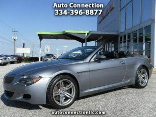 2007 BMW M6 for sale at AUTO CONNECTION LLC in Montgomery AL