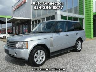 2008 Land Rover Range Rover for sale at AUTO CONNECTION LLC in Montgomery AL