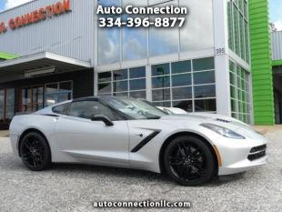 2015 Chevrolet Corvette for sale at AUTO CONNECTION LLC in Montgomery AL