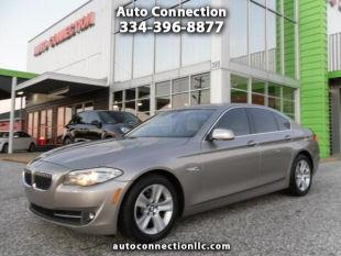 2011 BMW 5 Series for sale at AUTO CONNECTION LLC in Montgomery AL
