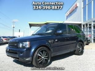 2012 Land Rover Range Rover Sport for sale at AUTO CONNECTION LLC in Montgomery AL