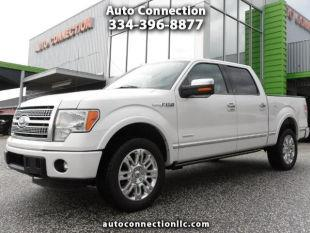 2011 Ford F-150 for sale at AUTO CONNECTION LLC in Montgomery AL