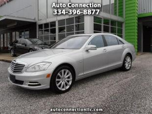 2011 Mercedes-Benz S-Class for sale at AUTO CONNECTION LLC in Montgomery AL