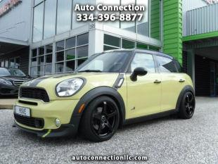2011 MINI Cooper Countryman for sale at AUTO CONNECTION LLC in Montgomery AL