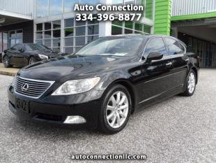 2008 Lexus LS 460 for sale at AUTO CONNECTION LLC in Montgomery AL