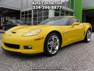 2010 Chevrolet Corvette for sale at AUTO CONNECTION LLC in Montgomery AL