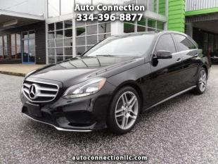 2014 Mercedes-Benz E-Class for sale at AUTO CONNECTION LLC in Montgomery AL