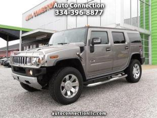 2009 HUMMER H2 for sale at AUTO CONNECTION LLC in Montgomery AL