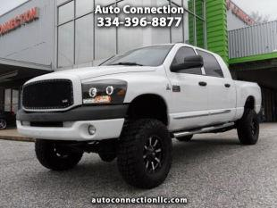2008 Dodge Ram Pickup 2500 for sale at AUTO CONNECTION LLC in Montgomery AL