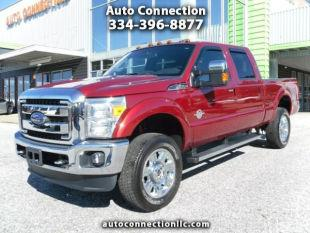 2015 Ford F-250 Super Duty for sale at AUTO CONNECTION LLC in Montgomery AL