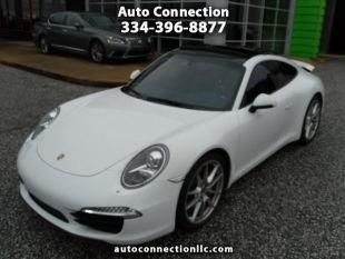 2014 Porsche 911 for sale at AUTO CONNECTION LLC in Montgomery AL