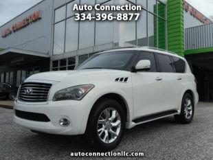 2012 Infiniti QX56 for sale at AUTO CONNECTION LLC in Montgomery AL