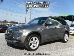 2007 BMW X5 for sale at AUTO CONNECTION LLC in Montgomery AL