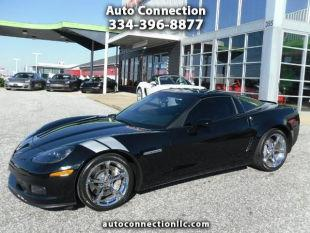 2011 Chevrolet Corvette for sale at AUTO CONNECTION LLC in Montgomery AL