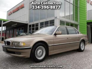 2001 BMW 7 Series for sale at AUTO CONNECTION LLC in Montgomery AL