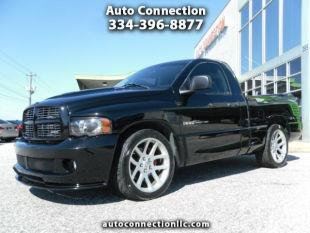 2004 Dodge Ram Pickup 1500 SRT-10 for sale at AUTO CONNECTION LLC in Montgomery AL