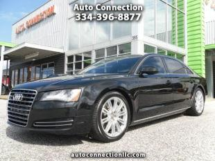 2012 Audi A8 for sale at AUTO CONNECTION LLC in Montgomery AL