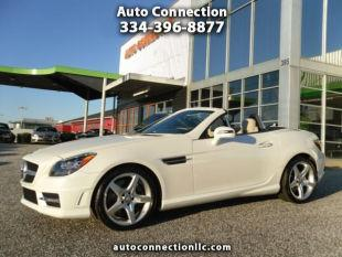 2014 Mercedes-Benz SLK for sale at AUTO CONNECTION LLC in Montgomery AL