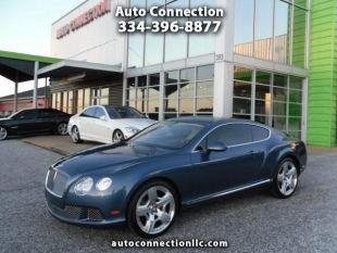 2012 Bentley Continental GT for sale at AUTO CONNECTION LLC in Montgomery AL