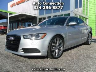 2015 Audi A6 for sale at AUTO CONNECTION LLC in Montgomery AL