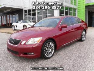 2006 Lexus GS 430 for sale at AUTO CONNECTION LLC in Montgomery AL