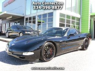 2003 Chevrolet Corvette for sale at AUTO CONNECTION LLC in Montgomery AL