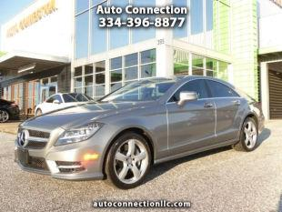 2014 Mercedes-Benz CLS for sale at AUTO CONNECTION LLC in Montgomery AL