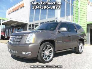 2012 Cadillac Escalade for sale at AUTO CONNECTION LLC in Montgomery AL