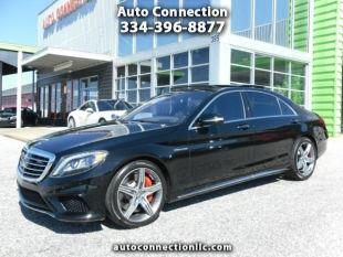2015 Mercedes-Benz S-Class for sale at AUTO CONNECTION LLC in Montgomery AL